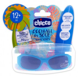 CHICCO BLUE SUNGLASSES 12M+