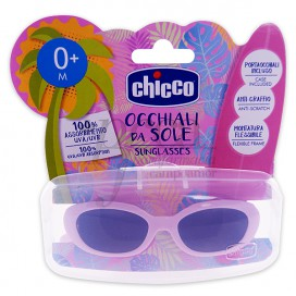 CHICCO PINK SUNGLASSES 0M+