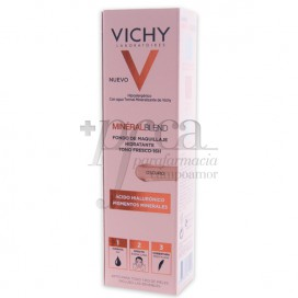 VICHY MINERAL BLEND MAQUILLAJE FLUIDO OSCURO 30 ML