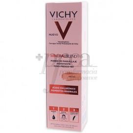 VICHY MINERAL BLEND MEDIUM FLUID MAKE-UP 30 ML