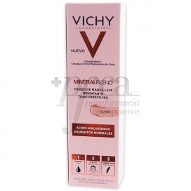 VICHY MINERAL BLEND FLUIDO CLARO 30 ML
