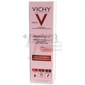 VICHY MINERAL BLEND LIGHT FLUID MAKE-UP 30 ML