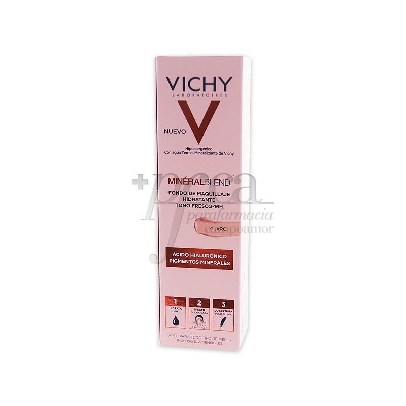 vichy mineral blend