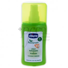 CHICCO REFRESHING AND PROTECTIVE SPRAY 2M+ 100ML