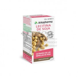 LECITINA DE SOJA ARKOCAPS 400 MG 42 CAPS