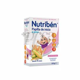 NUTRIBEN BREI ANFANG GLUTEN 300 G