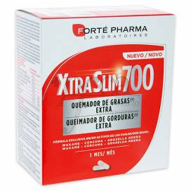 XTRASLIM 700 120 KAPSELN FORTE PHARMA