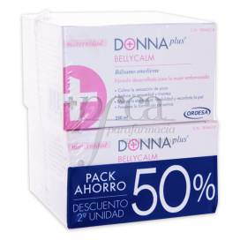DONNA PLUS BELLYCALM BALSAM 2X250ML PROMO