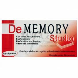 DE MEMORY STUDIO 60 KAPSELN