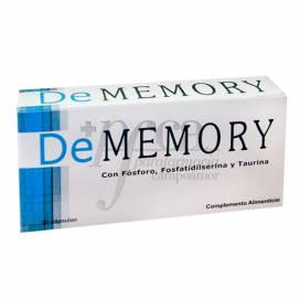 DE MEMORY 30 KAPSELN