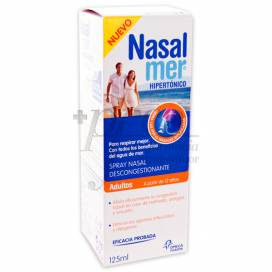NASALMER NASAL SPRAY 12Y+ 125ML