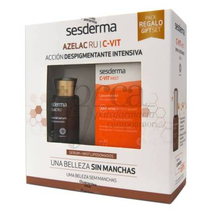 SESDERMA AZELAC RU 30 ML + CVIT MIST 20 ML PROMO