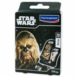 HANSAPLAST JUNIOR STARWARS 20U