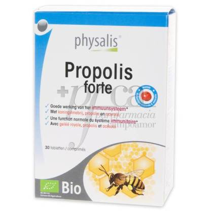 PROPOLIS FORTE 30 TABLETS BIO PHYSALIS