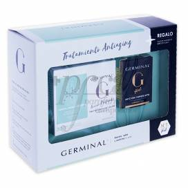 GERMINAL AMPOULES DRY SKIN+FLASH AMPOULE PROMO