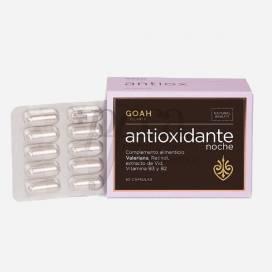 GOAH CLINIC ANTIOXIDANTE NOITE 60 CÁPSULAS