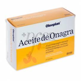 OLEOPLAN ACEITE DE ONAGRA 120 CAPS