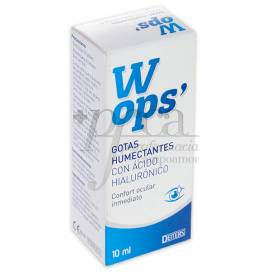 WOPS GOTAS HUMECTANTES ACIDO HIALURONICO 10 ML