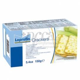 LOPROFIN PAN CRUJIENTE 12X150G CRACKERS