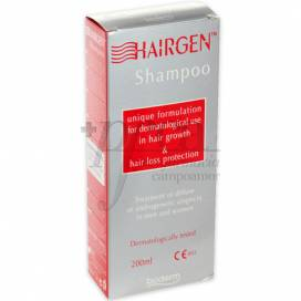 HAIRGEN CHAMPU 200 ML BODERM