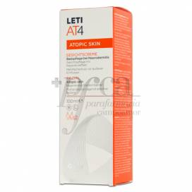 LETI AT4 FACIAL CREMA EMOLIENTE 100 ML