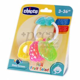 CHICCO MORDEDOR FRUTA AIR 3-36M