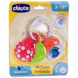 CHICCO NATURE FRIENDS 3-18M
