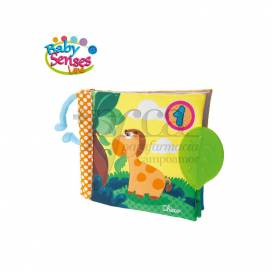 CHICCO BOOK 1,2,3 3-24M