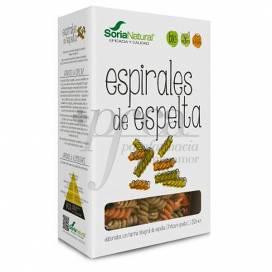 ESPIRALES CON HARINA INTEGRAL DE ESPELTA 250G