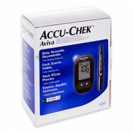 ACCU-CHEK AVIVA MEDIDOR DE GLICEMIA R06988580037