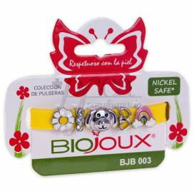 BIOJOUX GELB CHARMS ARMBAND