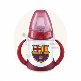 NUK FC BARCELONA TRAINING SILICONE BOTTLE 150 ML