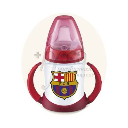 BIBERON NUK FC BARCELONA ENTRENSIL150M