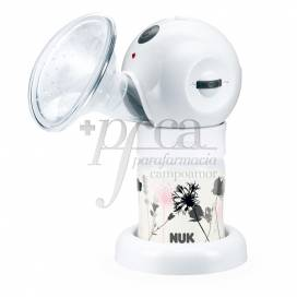 NUK ELECTRIC MILK PUMP LUNA