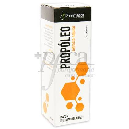 PHARMASOR PROPOLEO EXTRACTO NATURAL 50 ML