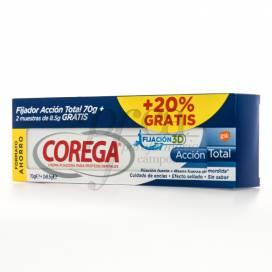 COREGA TOTAL AKTION CREME 70 G + GESCHENK PROMO