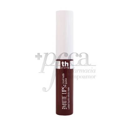 TH MATTE LIQUID LIPSTICK 06 GLAM