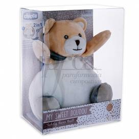 CHICCO TEDDY BEAR BALL MY SWEET DOUDOU 0M+