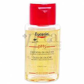 EUCERIN PH5 SHOWER OIL GEL 100 ML TRAVEL SIZE