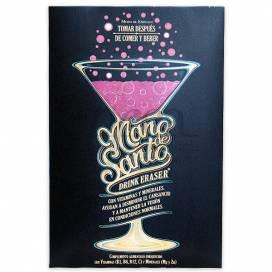 MANO DE SANTO DRINK ERASER 17G