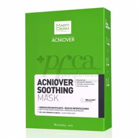 MARTIDERM ACNIOVER SOOTHING MASK 10U X 25ML