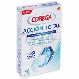 COREGA ACCION TOTAL LIMPIEZA PROTESIS