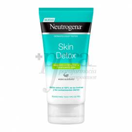 NEUTROGENA SKIN DETOX CLAY PURIFYING MASK 150 ML