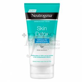 NEUTROGENA SKIN DETOX PEELING GEL 150 ML