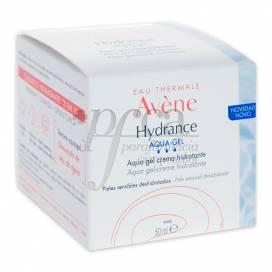 AVENE HYDRANCE AQUA GEL FEUCHTIGKEITSCREME 50 ML