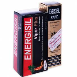 ENERGISIL VIGOR PLUS 60 + ENERGISIL RAPID PROMO