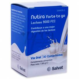 NUTIRA FORTE TO GO 30 TABLETTEN