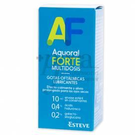 AQUORAL FORTE GOTAS OFTÁLMICAS 10 ML