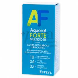 AQUORAL FORTE MULTIDOSIS 10 ML