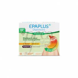 EPAPLUS HELICOCID 40 TABLETS